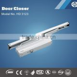 UL-listed Concealed Door Closer for doors