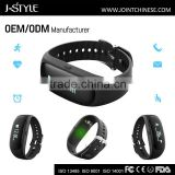 New digital watch silicone fitness wristband pedometer smart bracelet heart rate fit bit