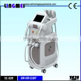 Advanced cooling system painless permanent hair removal germany laser lamp ce certification ipl shr machine