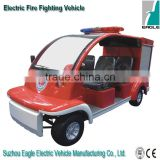 small size Electric fire fighting vehicle , CE approved