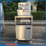 Used henny penny pressure fryer,Mcdonalds deep fryer, Restaurant Chicken pressure fryer with oil filter system