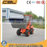 DY840 840kg mini skid steel multifunctional buggy loader for sale