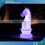 Giant Plastic Chess LED GKX-160KN