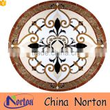 Polished luxury water jet marble tile floor medallions NTMS-MM007A