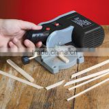 "2"" 50mm Top Quality Micro-Mark MicroLux Electric Mini Miter/Cut Off Saw for hobby and crafts"