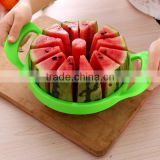 Summer Hot Sale Kitchen Gadgets Fruit Tools Stainless Steel Melon Divider Watermelon Slicer Corer Wholesale Manufacture