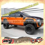 Wholesale 4x4 accessories fender flares plastic Wheel Arch for Ranger and Eco Sport Series