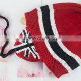 wholesale 100% acrylic cute hats with ears