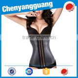 Steel Bones Latex Waist Cincher Corset Different Size Cincher Body Shaper Corset Giedle Training Fat