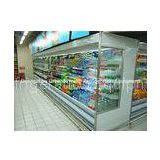 Custom Multideck Display Fridge 2 - 10 600w With Environmental Protection