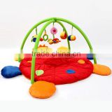 Indoor funny crawl musical play gym mat , wholesale baby play mats M5082804