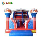 Guangzhou china inflatable slide/balloon inflatable bouncer slide / inflatable super slide for adult