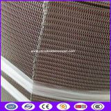 China 72x15mesh 127mm width,10mtr length Automatic Continous Belt Screen Filter Mesh