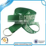 3/4 inch dye-sublimation lanyard with released buckle