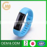 Custom Oem Silicone Wristband Wholesale New Design Smart Bracelet Wristband