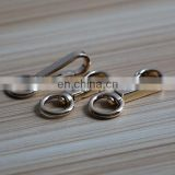 professional manufacturer metal swivel snap hook.fashion design gold metal snap hook key ring