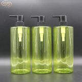 1000ml Refillable Plastic PET Shampoo Bottle with Lotion Pump