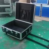 Custom Flight Case 6 In 1 Package Recessed