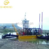 river sand pumping machine - cutter suction dredgers