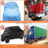 truck trailer cover green 180gsm pe fabric tarpaulin