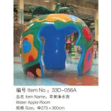 Water Slide Playground Equipment
