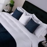 Eliya High Quality 300TC Plain White Chinese Cotton Bedding Sets Wholesale For Global Market