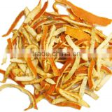 Organic Dried Cut Orange Peel Tangerine Peel Herbal Tea