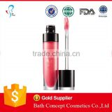 matte color long lasting lip gloss private label