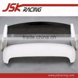 2008-2010 CARBON FIBER + FIBER GLASS REAR SPOILER FOR SUBARU GRB(HALF CARBON) (JSK240709)
