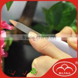 beautiful glass manicure nail file