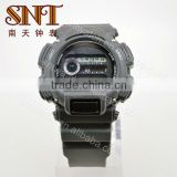 SNT-SP010A cute cheap water resistant lcd sport watch
