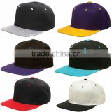 Flexfit Classic Snapback Snap Back Baseball Blank Plain Hat