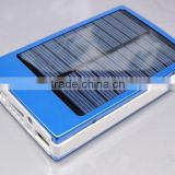 20000mah high capacity Waterproof Solar Power Bank Portable Solar Battery for Mobile Phone