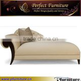 chesterfield simplely chaise lounge living room sofa with cushion