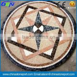Granite Border Tile Flooring Decoration