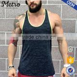 OEM Manufacturer High Quality Custom Fitness Bodybuilding Cotton Men Vest                                                                         Quality Choice