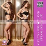 Factory supply new arrival low price Sexy costumes babydoll lingerie sexy teddy lingerie