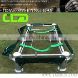 Funeral Glass Casket Lowering Device