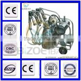 2013 farm use portable cow milking machine