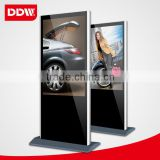 Wall Small Touch Screen Monitor Leeman P3.91 Smd Android Floor Standing Lcd Digital Signage