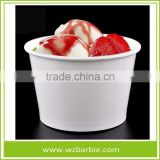 Wholesale Blank High Quality Ice Cream Paper Cup, Paper Bowls For Ice Cream Or Frozen Yogurt                                                                         Quality Choice