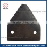Tractor mower blades made in Qingdao china