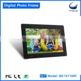 10.1 inch digital photo frame, picture photo frame mp3 video playback BL1011MR