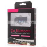 A2DP Wireless Music audio bluetooth receiver for car