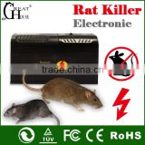 GH-190 Powerful Electronic Rodent Trap - Clean and Humane Extermination of Rats, Mice