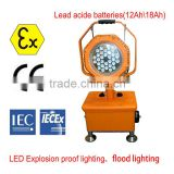new product Portable Luminaire! LED explosion proof mobile light for hazardous environment