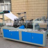 Two Layer Rolling shop Bag Making Machine garbage bag making machine jute bag making machine