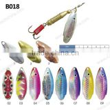 Good quality general fishing spinner baits wholesale