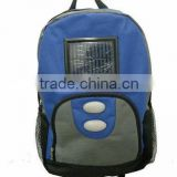 Solar laptop bag, solar backpack, solar laptop charger, solar bag, solar charger, solar battery