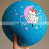 Super quality hot selling hot selling 10 rubber playground ball